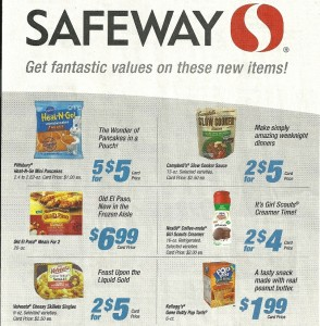 Grocery ad - Oct.2013