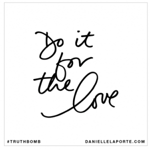 Truthbomb - Do It For the Love