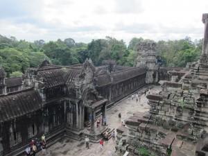 Angkor Wat, the big mama