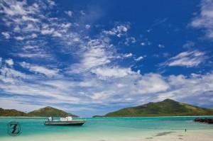 Yaqeta Island, Fiji photo courtesy Francis Zera