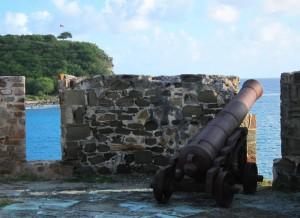 Cannon - Nelson's Dockyard, Antigua
