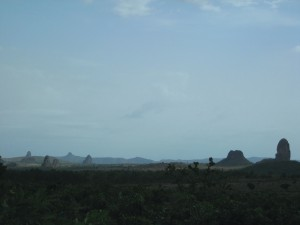 Rhumsiki, Far North, Cameroon