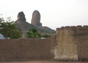 Village of Rhumsiki, Far North, Cameroon