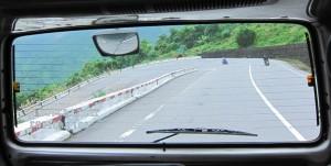 Hairpin curve near Hai Van Pass
