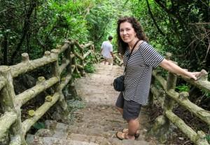 Me at Marble Mountain in I/O Merino