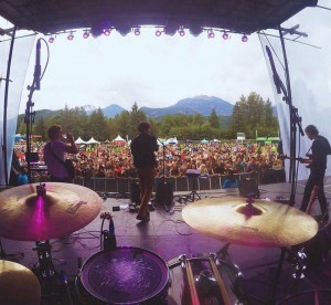 Little India at Squamish Valley Music Festival